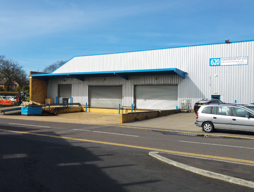 Photo of Warehouse Unit To Let at Fareham Reach Business Park